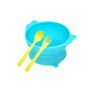 Suction Angel Bowl set